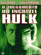 O JULGAMENTO DO INCR&Iacute;VEL HULK ( DVD )