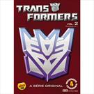 TRANSFORMERS: A SÉRIE ORIGINAL VOL. 2 ( DVD )